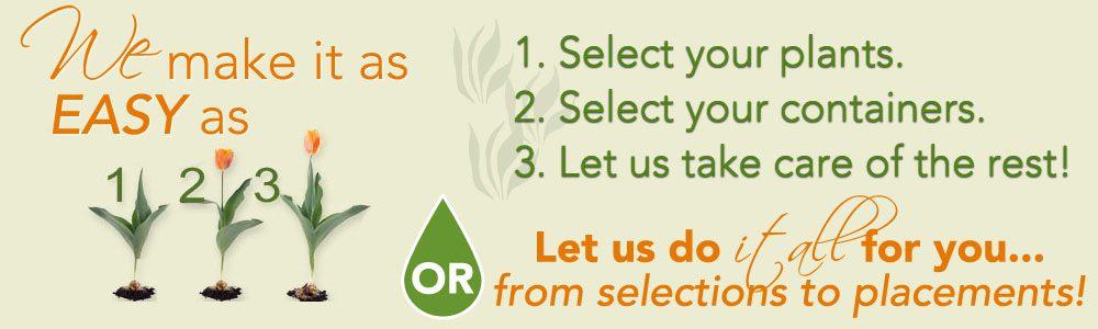 interior plant design services, plantscapes, Long Beach, San Diego, La Jolla